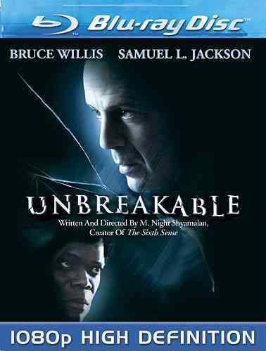 UNBREAKABLE BY WILLIS,BRUCE (Blu-Ray)